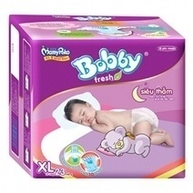 Bobby Fresh Tape Super Absorbent Diaper XL23