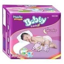 Bobby Fresh Tape Super Absorbent Diaper XXL21