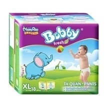 Bobby Fresh Pant Diaper XL18