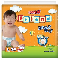 Goon Friend Tape Diaper L24