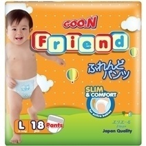 Goon Friend Pant Diaper L18
