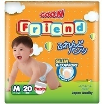 Goon Friend Pant Diaper M20