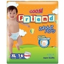 Goon Friend Pant Diaper XL16