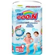 Bỉm Goon Slim quần XXL34