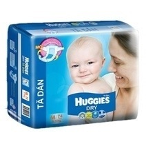 Huggies Tape Diaper M74
