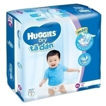 Huggies Tape Diaper XL62