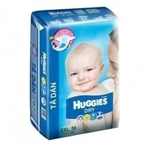 Huggies Tape Diaper XXL56