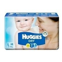 Huggies Tape Diaper L38