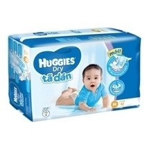 Huggies Tape Diaper M42