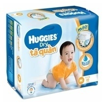 Huggies Pant Diaper M22