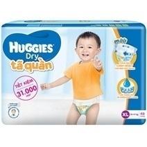 Bỉm Huggies quần XL48