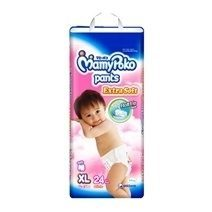 Mamy Poko Pant Diaper XL24 (Girl)
