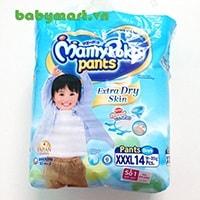 Mamy Poko Pant Diaper XXXL14 (Boy)