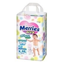 Merries Pant Diaper L44