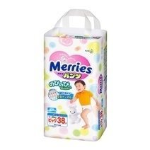 Merries Pant Diaper XL38