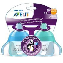 Avent My Penguin Sippy Cup 200ml 2-pack