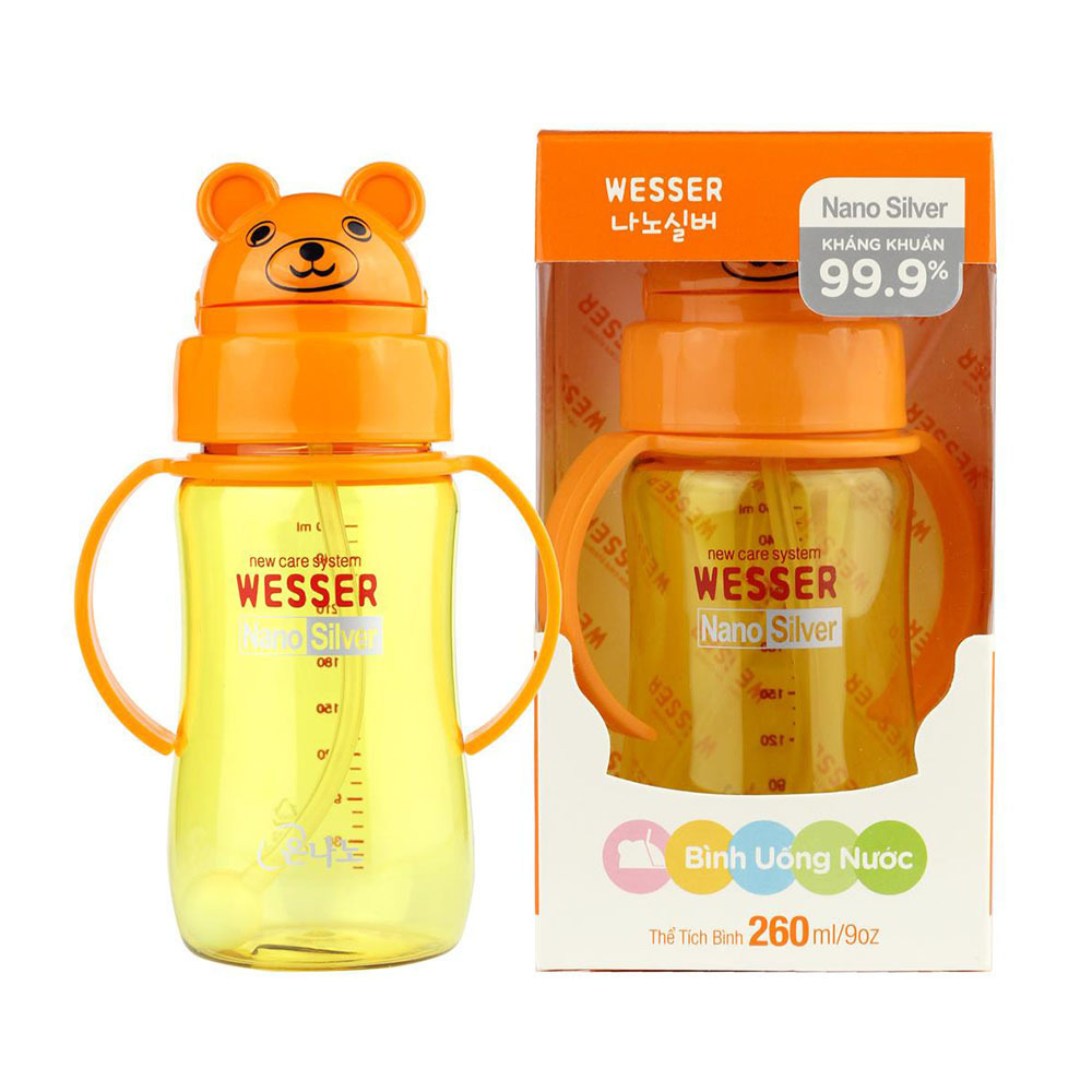 Wesser Trainning Cup 260ml