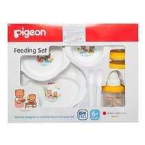 Pigeon Feeding Set (large)