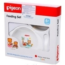 Pigeon Feeding Set (small)