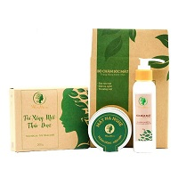 Wonmom set face care