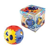 Tombul shape sorter ball