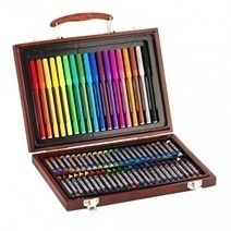 Colormate Wood Art Set M67 MS-67W
