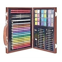 Colormate Wood Art Set M74 MS-74W