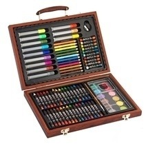 Colormate Wood Art Set M82 MS-82W