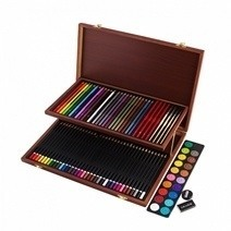 Colormate Wood Art Set M92 MS-92W