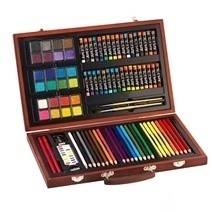 Colormate Wood Art Set M93 MS-93W