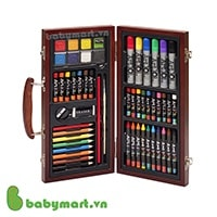 Wood art set Colormate