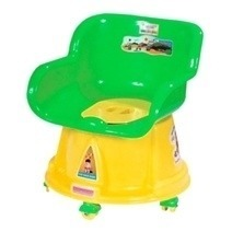 Baby Potty With Wheel