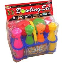 Bộ xếp hình sáng tạo 276 - Bowling set