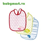 Canpol babies cotton terry bib