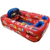 Disney Baby Inflatable Bathtub Pixar Cars