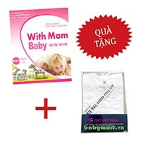With Mom Baby washing powder 1.8kg