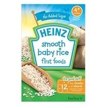 Bột Heinz ngọt gạo xay nhuyễn 125gr
