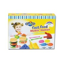 Star Kids fast food clay set