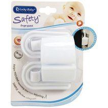 Lucky Baby finger guard - White