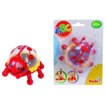 ABC Simba Jumping Beetle Rattle