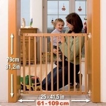 MAYA Baby Safety Gate
