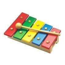 Xylophone  With 5 Bars For Kids