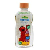 Baby Oil Sesame Street 200ml