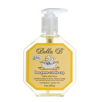 "Organic ""shit buffalo shampoo"" for baby Bella B 226g / bottle"