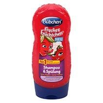 Bübchen Shampoo & Spulung Freches Fruchtchen 230ml