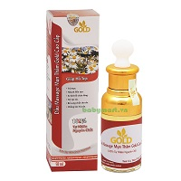 Massage oil deep acne gold 50ml