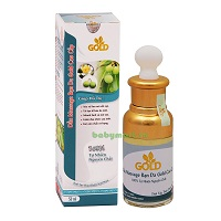 Gold Stretch Marks Massage Oil 50ml