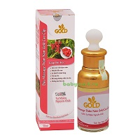 Massage Oil against dark pigmentation gold 50ml