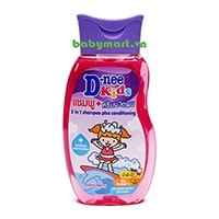 Kids Dnee shampoo & shower 200ml