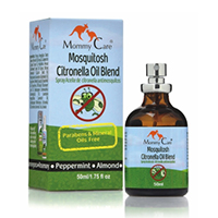 Moisturizing and anti-mosquito oil 50ml